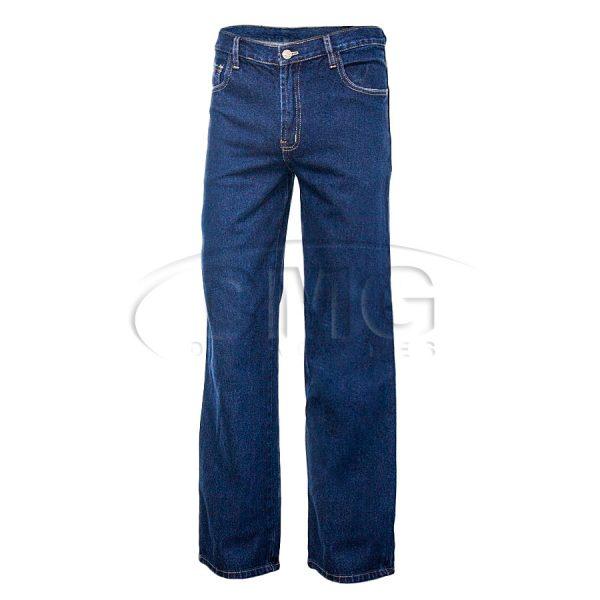 aa75c69a5c Blue jean clásico 100% algodón 14 onzas
