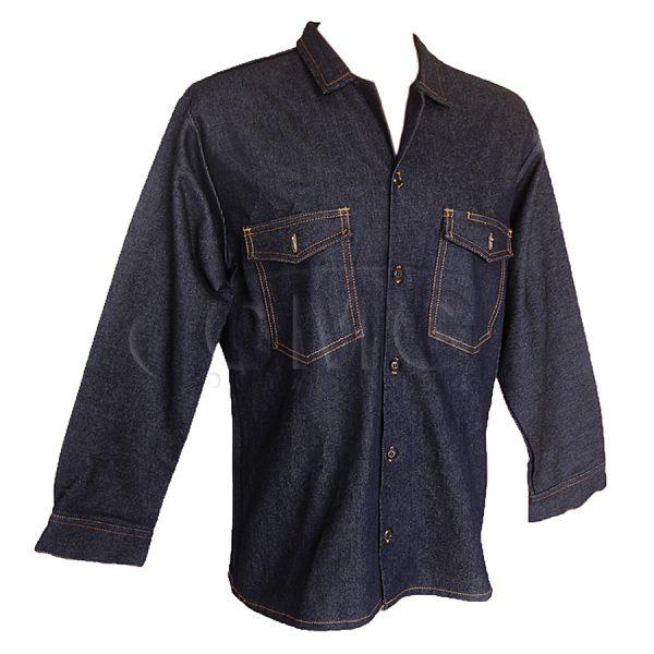 Camisa indigo